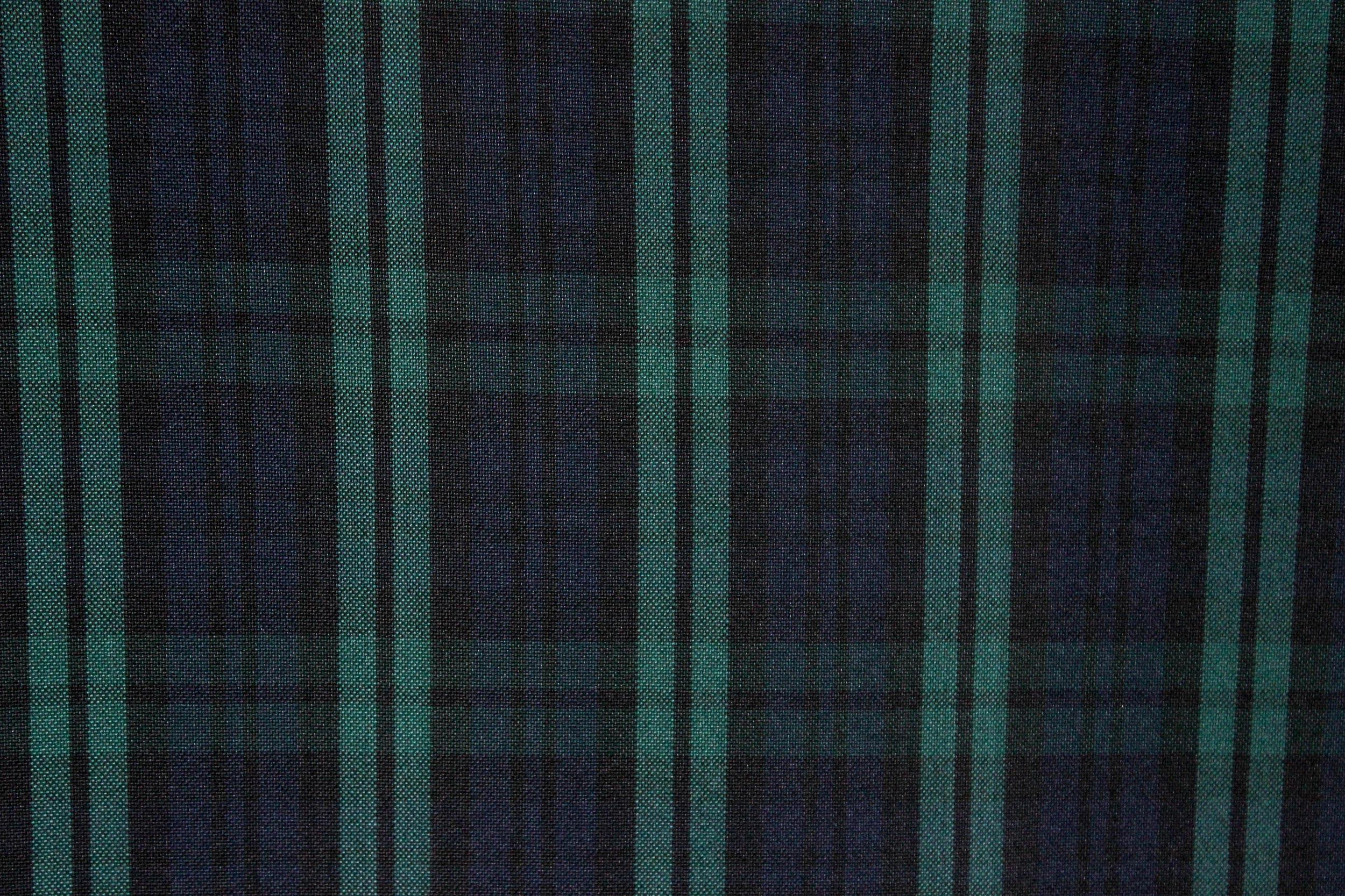 Tartan Plaid PP-79 Black Watch Drapery -The Fabric Mill