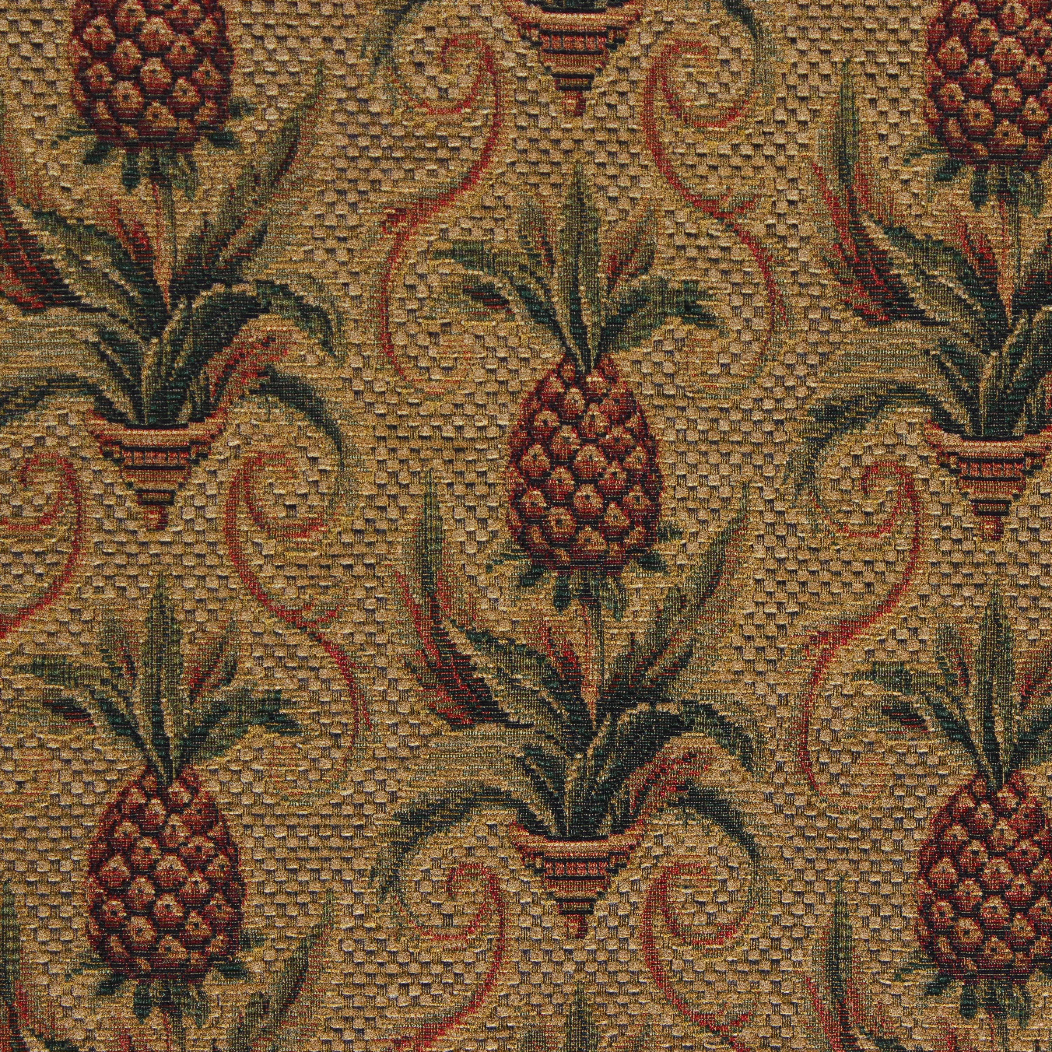 R 4458 Pineapple Gold The Fabric Mill