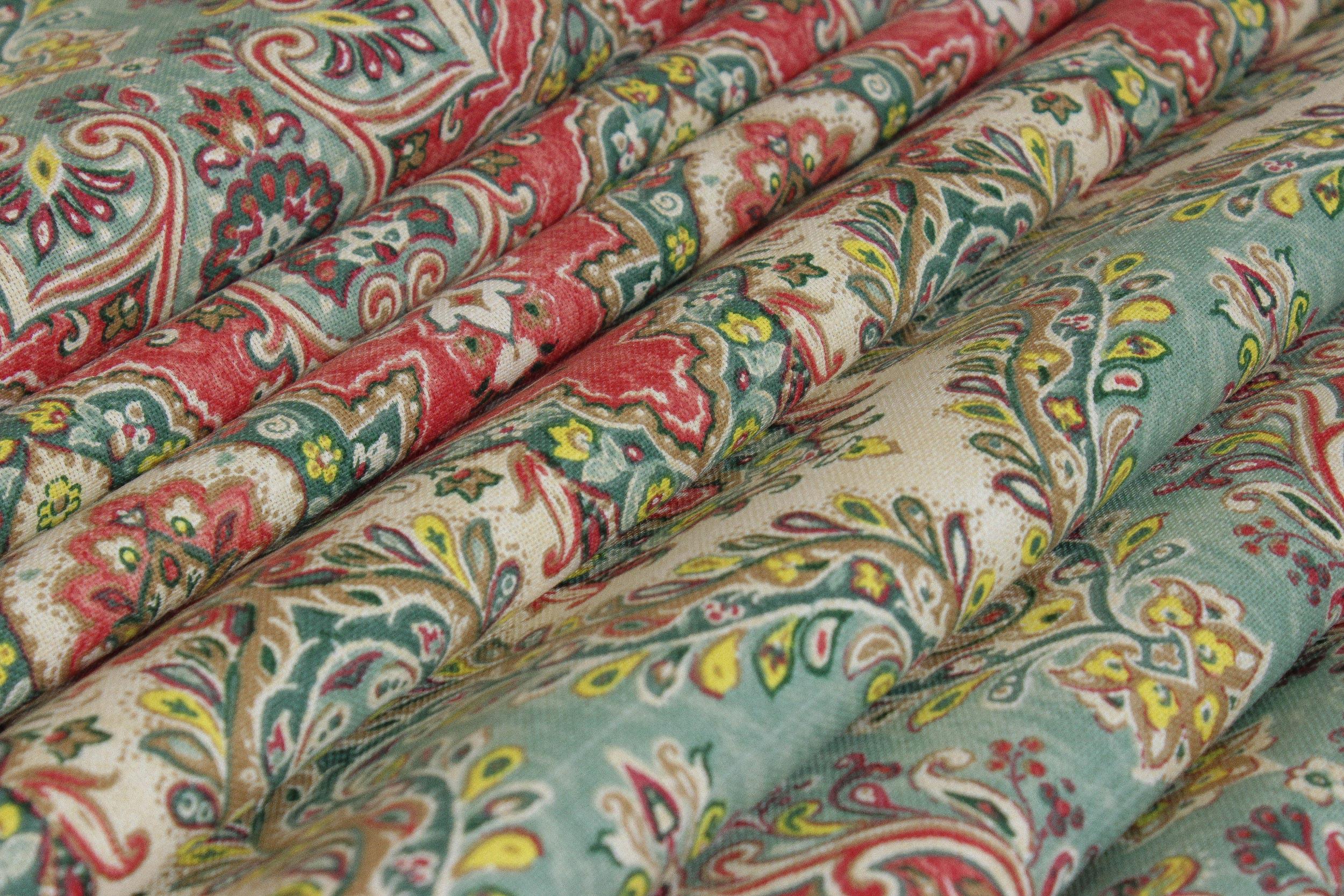 Waverly Palace Sari Jewel The Fabric Mill