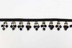 Fantasy Beads Black
