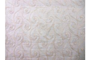 Natural Swirl Linen