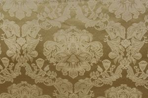 Damask Gold Extra Wide 118
