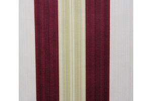 Saudade Stripe Wine 15