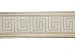 Jacquard Galon Greek key 10246-6822