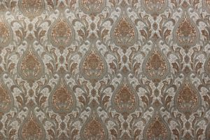 Damask Chenille Gold