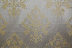 Damask 118 inch wide US143 2 Gold