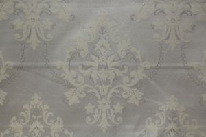Damask 110 inch wide US148 1 White