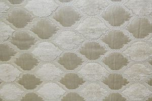 Chenille DIamond US150B #1 Cream
