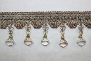 Tassel with Long Bead DW0609132 A1 Spa