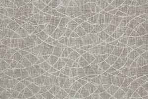 Worldwide Fabrics White Metallic