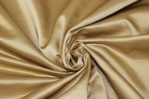 Shantung 118 inch wide Gold Siena DRS3840