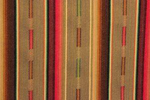 Sundance Stripe Saddle Multi 2255/1