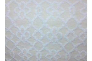 Tessuto Metropolis Lattice Ivory