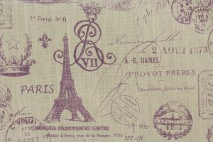 French Stamp Lilac