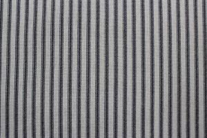 Ticking Stripe 41958 Grey 107