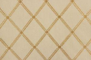 Utrillo Diamond 4 inch Gold/Cream