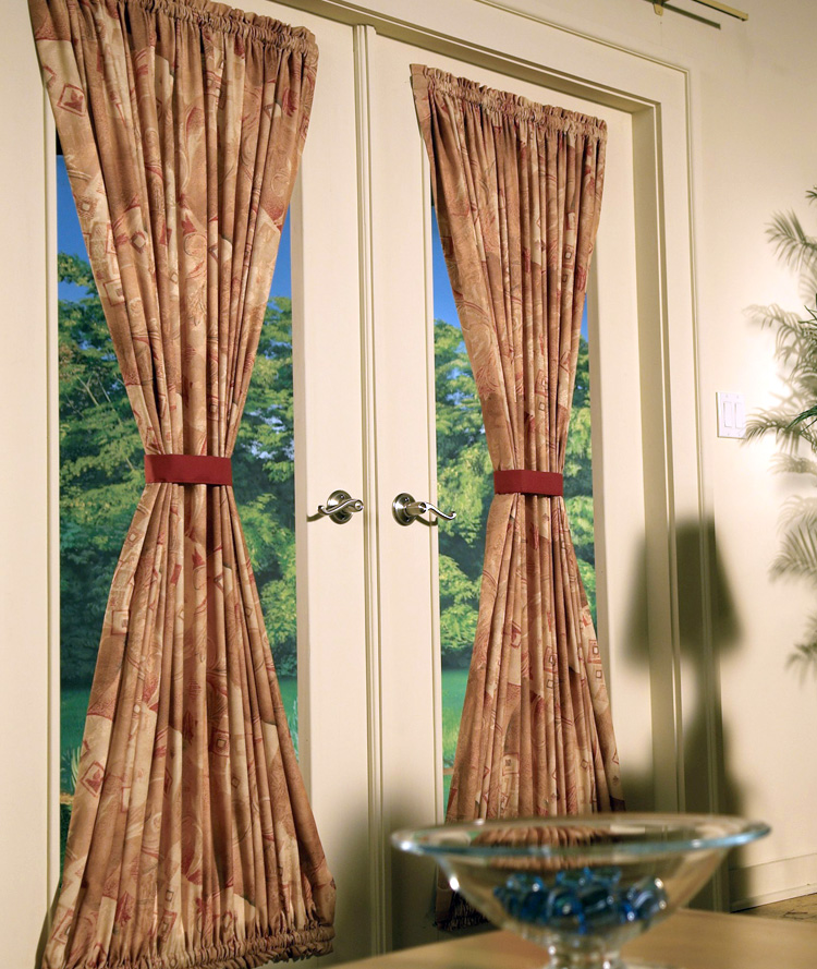 Drapes Hourglass Rod Pocket The Fabric Mill
