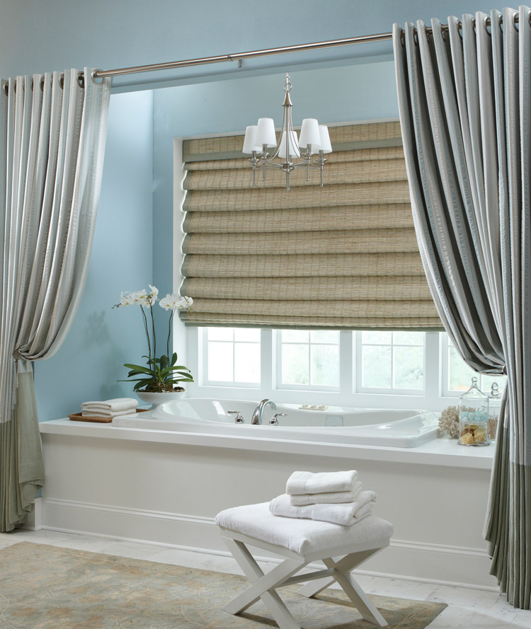 Drapes - Shower Curtain -The Fabric Mill