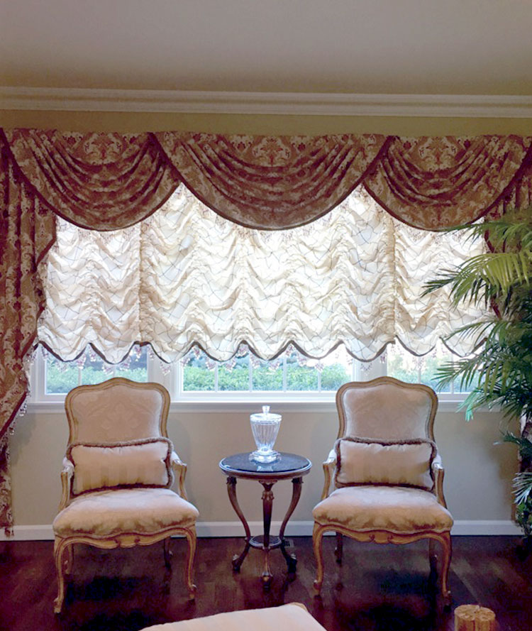 5 Classic Fabric Treatments For Your Windows Strickland